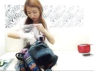 jieun secret video 07/05/15 on nineteen:22 from MyFreecams