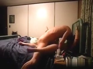 Wife's fuck buddy going at her again, wile i watch