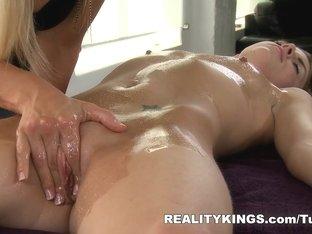Incredible pornstar in Best Lesbian, HD adult clip