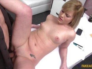 Horny pornstar in Amazing Casting, Amateur porn clip