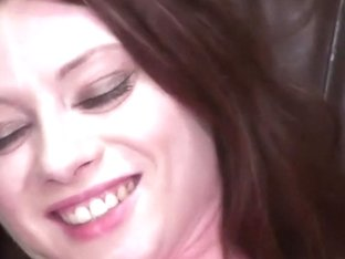 Casting Couch 5 Blue-Eyed Beauty Tied & Fucked