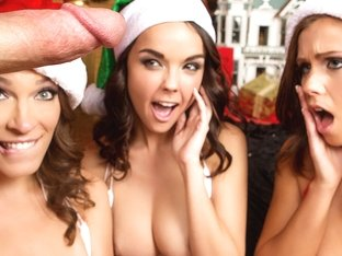 Santa's Horny Helpers
