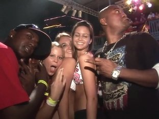 Exotic pornstar in horny striptease, brazilian adult scene