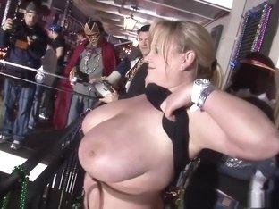 Crazy pornstar in incredible striptease, amateur xxx clip