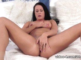 Horny pornstar in Incredible Masturbation, Solo Girl adult video