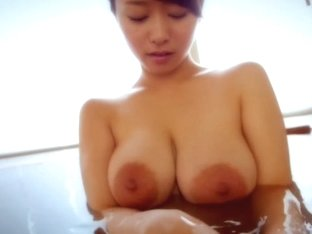 Best Japanese slut Marina Shiraishi in Exotic big natural tits, nipples JAV movie
