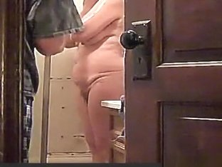 wife shower - Lets all watch