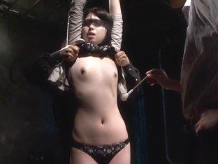 Tsubaki Katou in Abnormal Sexual Desire Demon part 1.1