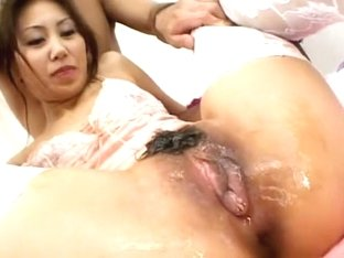 Nana Nanami Uncensored Hardcore Video with Swallow, Dildos/Toys scenes
