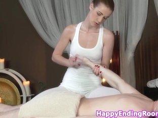 European erotic masseuse gives full treatment