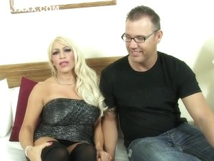 Hottest pornstar Angela Thomas in crazy big tits, hardcore xxx clip