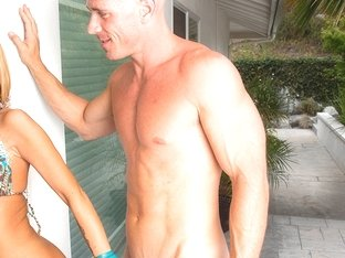 Devon & Johnny Sins in Seduced by a Cougar