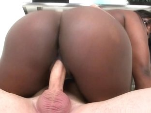 Kaci Stacks, Peter Green, J Magnumm in Fat ass and fades Video