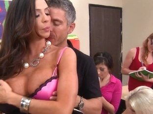 Big Tits at School: The Female Orgasm 101
