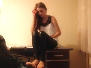 secretary viki intimate clip on 01/19/15 19:17 from chaturbate