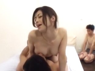 Japanese horny milf exposed