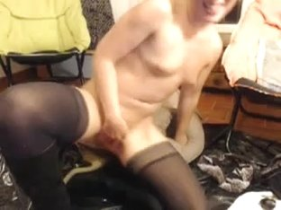 Fetish video from my pen pal