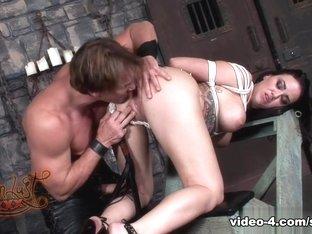 Horny pornstars Evan Stone, Emily Parker in Fabulous Big Tits, Tattoos adult clip