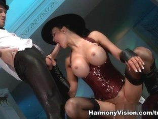 Fabulous pornstar Jasmine Jae in Exotic Stockings, Threesomes xxx scene