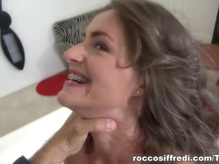 Best pornstars in Crazy HD, POV adult video