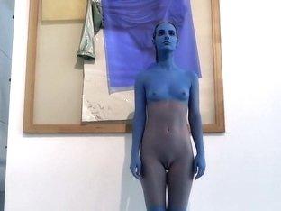Naked on Stage 78 Berlin Art Week