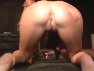 Fabulous pornstar in hottest blonde, big tits porn clip