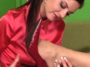 Amazing pornstar Silvia Sun in crazy blowjob, lingerie xxx video