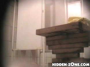 Hidden web camera shower clips 7