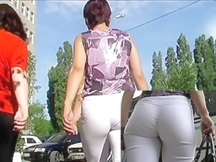 Mother I'd Like To Fuck sweetheart in white sexy panties