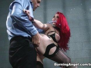 Exotic pornstars Joanna Angel, Ramon Nomar in Amazing Fetish, Emo xxx scene