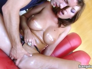 Donna Bell in Pretty girl with big tits