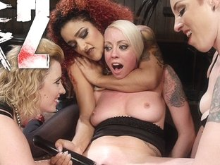 Best anal, fisting xxx movie with amazing pornstars Daisy Ducati, Mistress Kara and Cherry Torn fr.