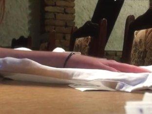 Amateur Dominika pussy banged for money