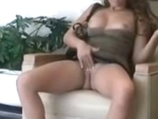 Sweet outdoor girl with a sexy body flashing her pussy