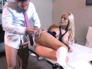 Mick Blue gets his hands on blonde Tasha Reign