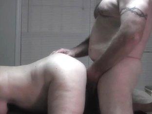Pregnant BBW gets fucked on webcam