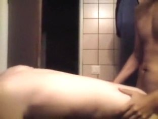Watch me and my boyfriend fucking in the toilet