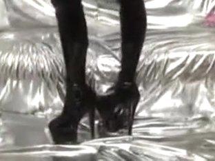 fetish boots