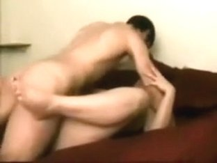 Hardcore missionary style pounding for my flexible girlfriend