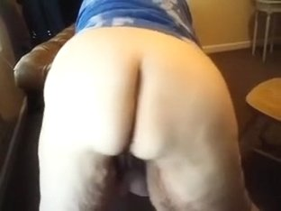 Disgusting old harlot shows her working holes on cam