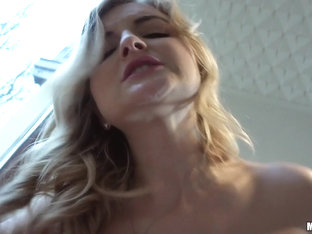 Jemma Valentine in Canadian Babe Sucks Cock for Cash - PublicPickups