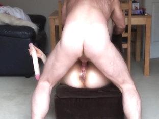 Ficken auf einem Stuhl