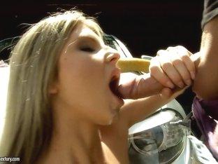 Crazy pornstar in Incredible Blowjob, Anal xxx clip