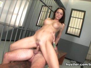 Exotic pornstar Chanel Preston in Incredible Redhead, Big Ass adult movie