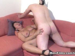 Best pornstar in Crazy Brunette, Mature xxx scene