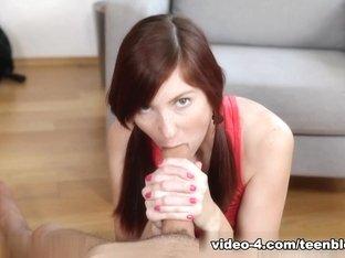 Horny pornstar Kattie Gold in Exotic POV, Cumshots sex movie