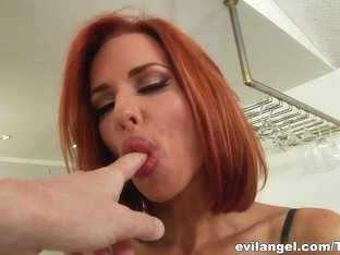 Crazy pornstars Veronica Avluv, Mark Wood in Horny HD, Redhead sex clip