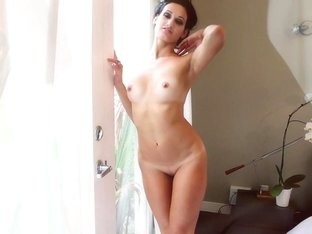 Horny pornstar Nicolette Novak in Incredible Latina, Softcore sex scene