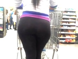 Checkout Black Tight Booty Spandex