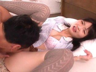 Fabulous Japanese model Ichigo Tominaga in Hottest JAV censored Fetish, Hairy video